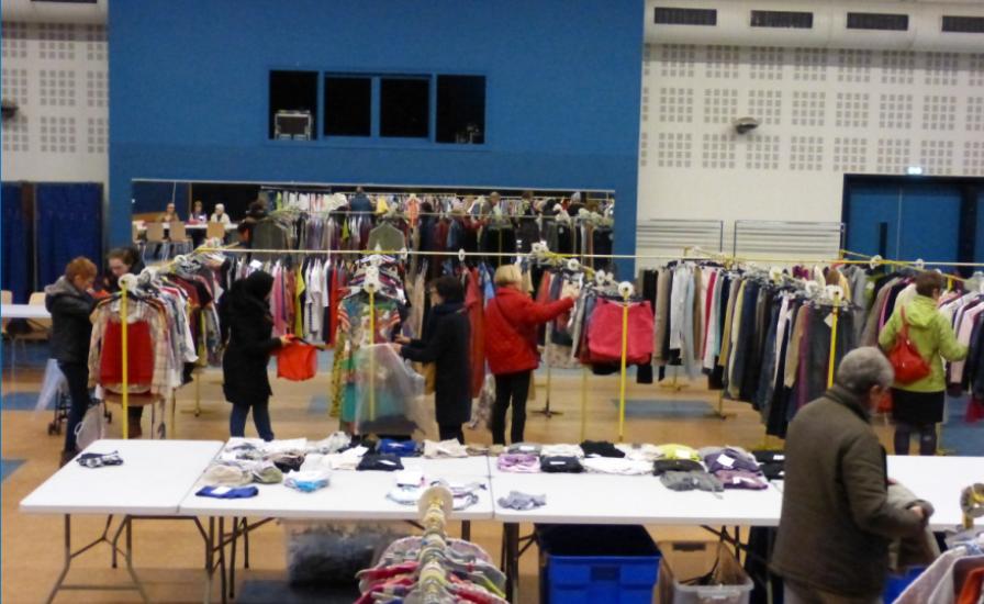 Bourse aux vêtements de l'ADH