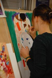 Peinture ADH
