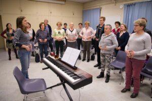 Chorale ADH