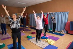Yoga ADH